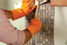 Home Improvement 'HOW-TO's' / All types of handyman tips/helps for the home. / by Chelli E.