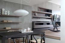Kjøkken / by Lisa Utnem
