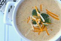 Love of Soup / by Jennifer Corbin