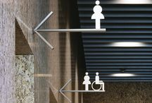 Signage way finding  / by Heather V. Womac