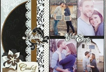 Scrapbook - Engagement Pics / by Erika Tirey