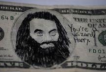 Harry Potter / by Liz Paisley