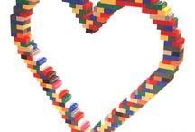 Daniel loves Lego's / by Lora Goode