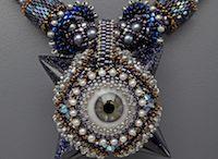 B-did Pendant / by I'm Loving Beads Nancy Gound