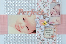 New Arrival & New Addition Collections / New Arrival & New Addition Collections, released Summer 2012 #babyideas #newborn #DIY #papercrafts #scrapbooking / by Pebbles Inc.