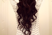 hair / by Krissy Bruckner