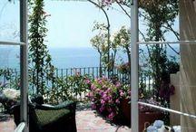 porches y jardines / by belen fernandez alonso