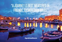Travel Quotes / #travel #inspiration / by Go Ahead
