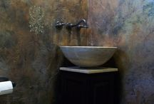 Painting/Wallpaper/Wall Treatments / by Jessica Wooten