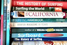 Surf Books / The best surf books ever published are available at SurferToday. Surf classics, best-sellers, surf guides and encyclopedias of surf culture. Surf books that capture and document the history of surfing and the future of wave riding. Discover and read the best surfing books of all time and build your own surf library. / by SurferToday.com