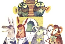 Animals, Illustrated / by Jennifer Thermes