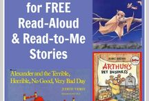 Stories and Read Alouds / by Meghan Davis