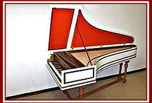 Harpsichord ideas / by Anastasia Russell-Head