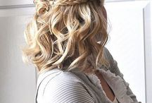 Hair / by Priscilla Crane