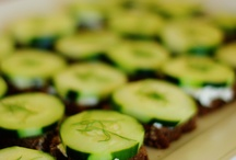 great party food that i love to make. / my favorite tried-and-true party food recipes. / by Susie Allison