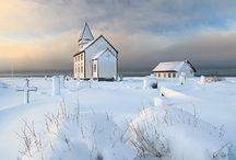 snow / by Dixie Reynolds