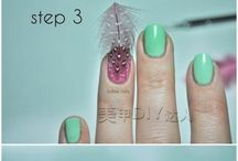 Mani Pedi / Nail Art and Advice on Getting and Maintaining Healthy Nails / by Sarah Garrity