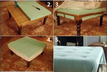Furniture remake ideas / by The Lavender Tub - Ellie