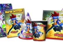 Beyblade Birthday Party Ideas, Decorations, and Supplies / Beyblade Party Supplies from www.HardToFindPartySupplies.com, where we specialize in rare, discontinued, and hard to find party supplies. We also carry several of the more recent party lines.  / by Hard To Find Party Supplies