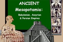 Ancient Mesopotamia / The ancient civilizations that arose out of the Fertile Crescent: Sumer, Ur, Babylon, Assyria, and Persia.  This also includes the code of Hammurabi and the epics of Gilgamesh / by Skool Aid Products