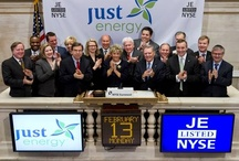 Company Milestones / by Just Energy