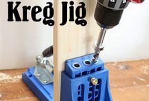 Kreg Jig Projects and Info / by Michele Martineau
