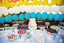 Party Ideas / by Melissa Bragg
