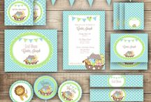 Baby Shower / Different Back y Shower themes / by Bonita Zimmerman-Carson