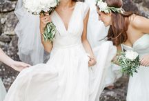 Wedding Flowers / Wedding flowers and bouquet ideas / by Amy Becker