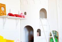 Kids rooms / by Renee Reid