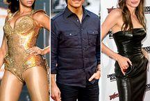 Celebrity Fitness / by BodyRock Fitness