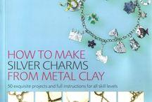 Metal Clay Books / by Alejandra Laorrabaquio Saad
