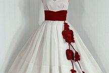 Vintage Dresses / by Stacey Verhoeven