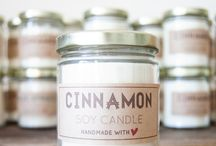 Wishing Wicks / Soy candles are the best! All my inspiration for the candles I make for friends and family.  / by Laura Grant