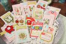Creative Inspiration / Papercrafts to inspire / by Angela Sargeant - Independent Stampin' Up!® Demonstrator