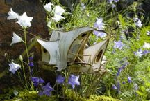 Fairy Gardens/Whimsical Garden Features / by Lisa Maeder