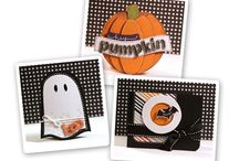 Cards (Halloween) / by Vickie Tagatz