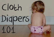 Cloth Diapers / by Erica Herwig