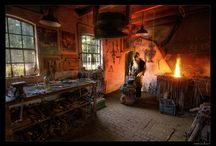 blacksmith / by Deb S.