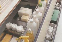 Organization: Kitchen / by Esther Yoon