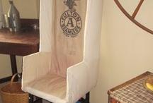 Make-do Chairs / by Jennifer Bowman