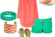 Vacation Outfits  / by charmed Liebling