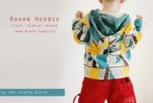 Childrens Clothing - free patterns / by Mary Emmens