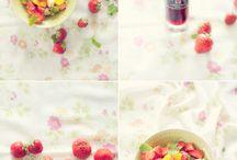 Food - salad / by Kristal Frost-Kloski