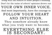 Quotes / by emily schwartz