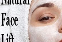 NATURAL FACE LIFT / by Brenda Lindley