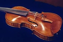 Violin / This board shows a variety of different sheet music, pictures, and more about the violin. / by Julia Dowson