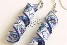 Polymer Clay Jewelry / by MagicByLeah