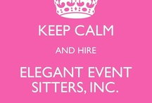 Random EES Photos / by Elegant Event Sitters, Inc.