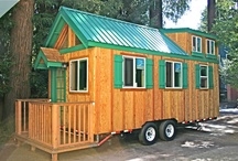 Tiny Homes / by The Homestead Survival